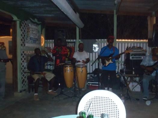 Band at the Saltraker Inn