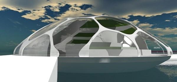 Lens cluster concrete shell oceanic business alliance