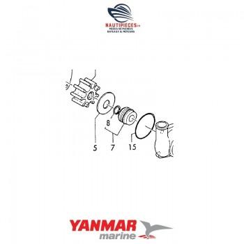 129795-42670 garniture mécanique cyclam pompe eau mer