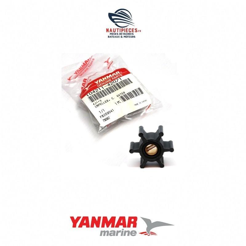104211-42071 turbine pompe eau mer ORIGINE moteur YANMAR