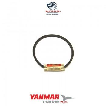 104514-77350E courroie alternateur pompe eau YANMAR MARINE