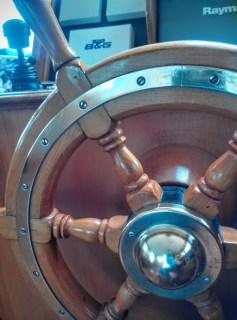 polish chrome inox bateau entretien