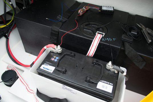 installation boitier electronique dot mobile