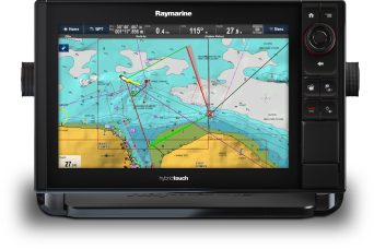 système de navigation électronique Raymarine