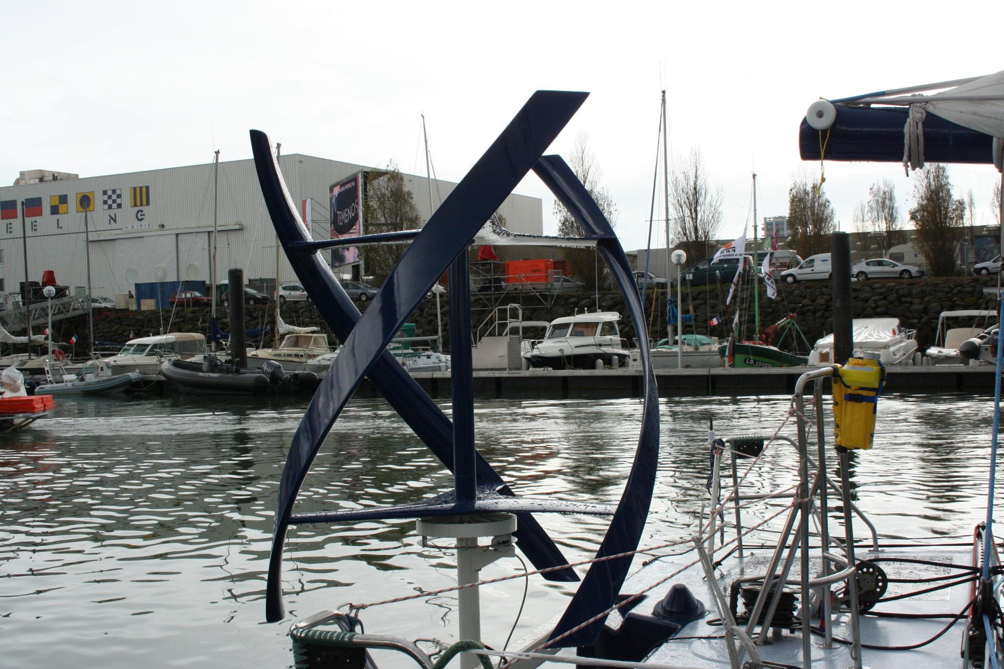 installer une eolienne verticale