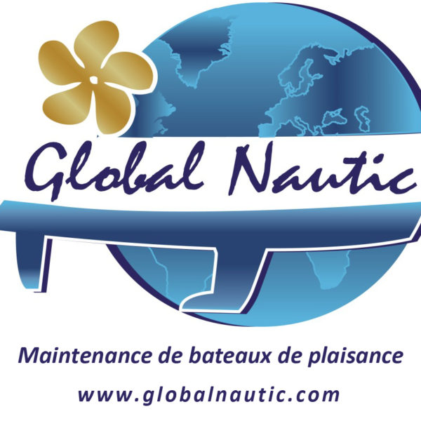 Logo Global NAutic avec texte