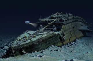 Hacer turismo a los restos del Titanic