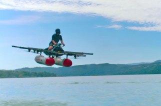 Asi es el Kitty Hawk Flyer