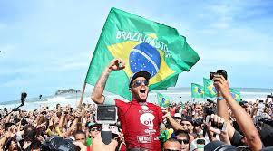 Adriano de Souza gana el Oi Rio Pro en el Campeonato Mundial de Surf