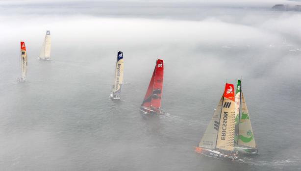 La Volvo Ocean Race nautispots.com