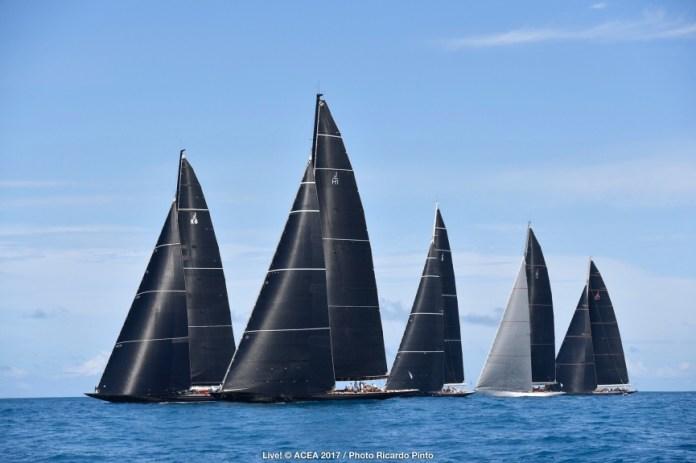 America's Cup Superyacht Regatta en Bermuda