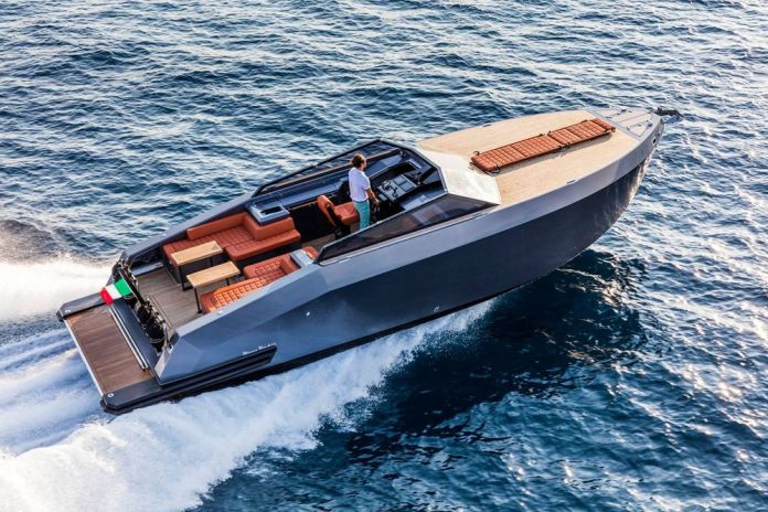 Mazu Yachts 38'