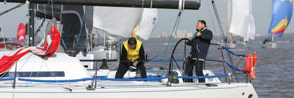Final Regata Triángulo del Plata