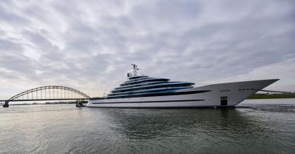 110m Oceanco superyacht Jubilee