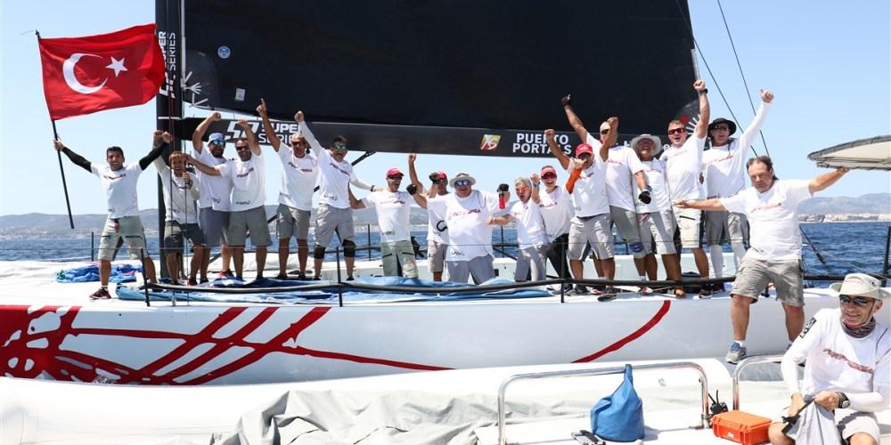 52 Super Series Puerto Portals, triunfo para Provezza. Quantum Racing y Azzurra completan el podio.