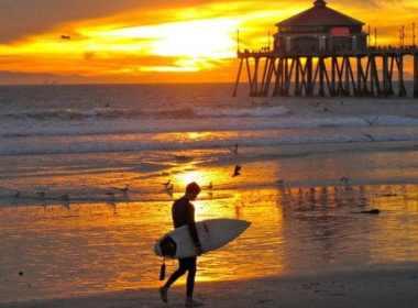 Mar del Plata, la cuna de la cultura del surf