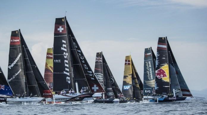 Extreme Sailing Series, abre inscripciones 2018