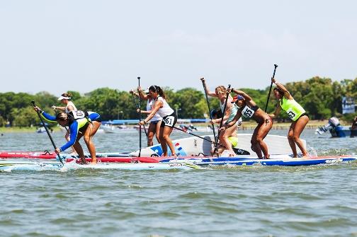 SUP a los Juegos Centroamericanos