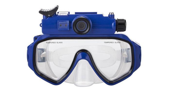 Cámara de máscara Powmax WW-12 HD