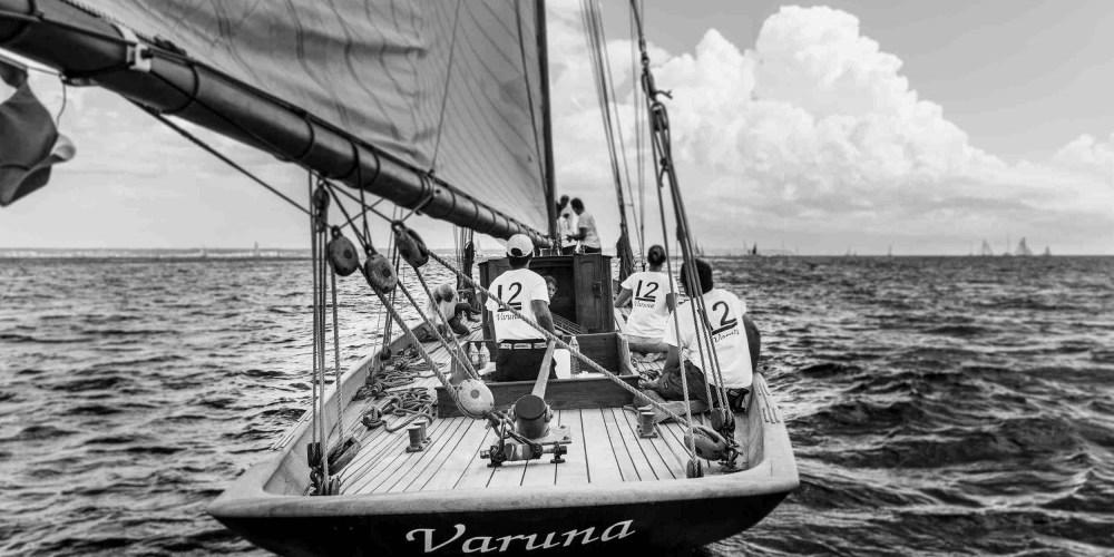 El barco de época Varuna (1909) busca comprador