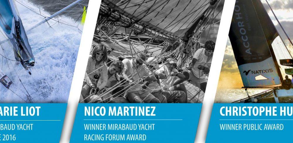 Mirabaud Yacht Racing Image 2017