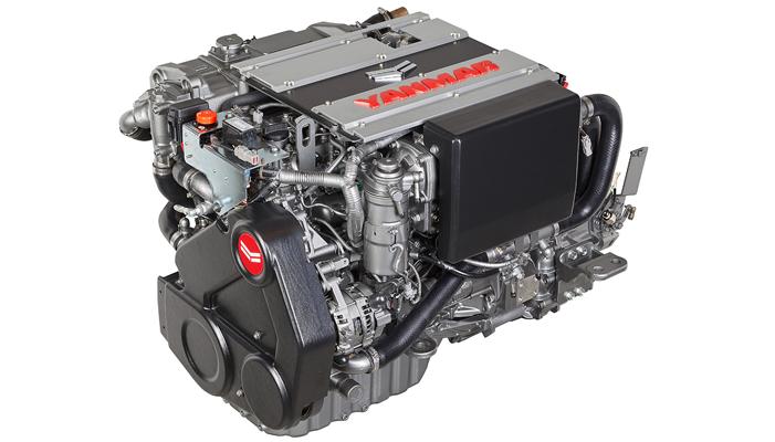 Nuevos motores Yanmar 4LV