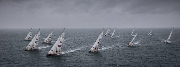 Clipper Race. Tiempo estimado de llegada a Punta del Este