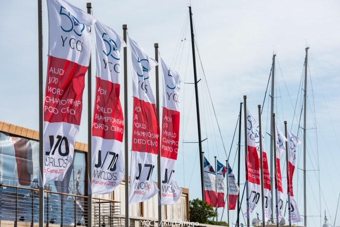 AUDI J/70 WORLD CHAMPIONSHIP