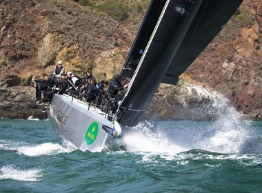 Presion en la Rolex Big Boat Series