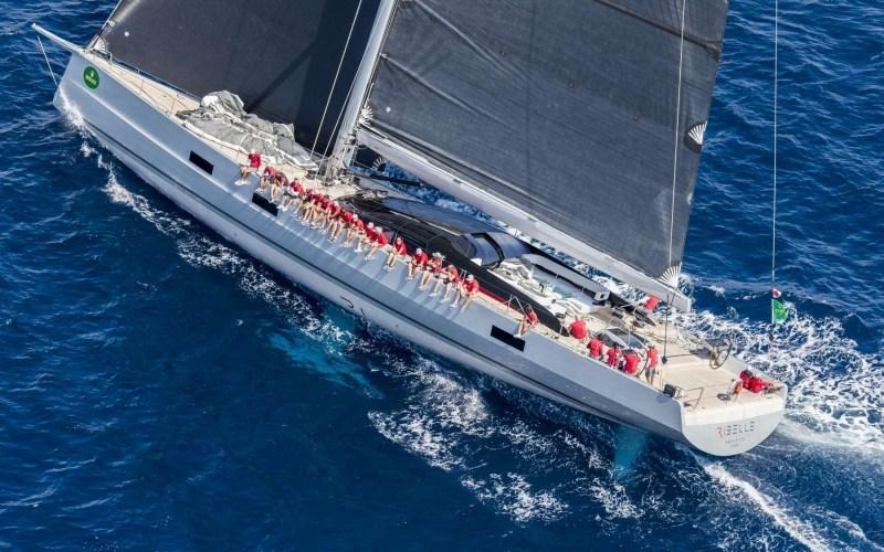 Maxi Yacht Rolex Cup 2017 ha finalizado