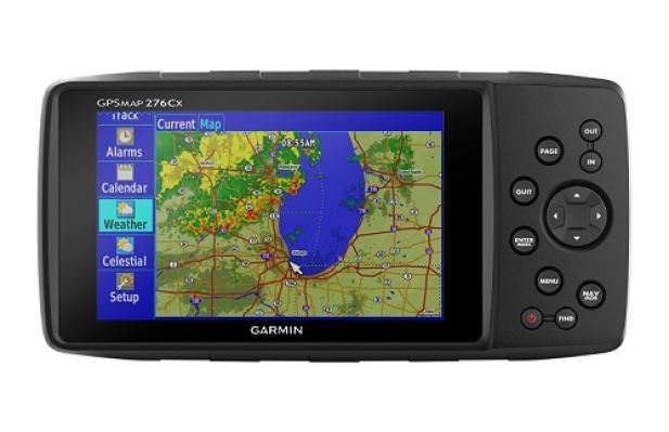 Garmin GPSMAP 276Cx, el navegador todoterreno