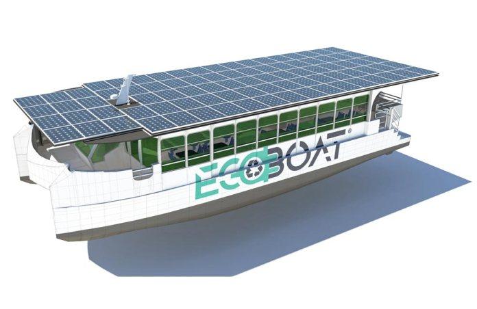 ECOBOAT , embarcaciones ecológicas.