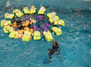 Volvo Ocean Race. Seguridad en el mar.