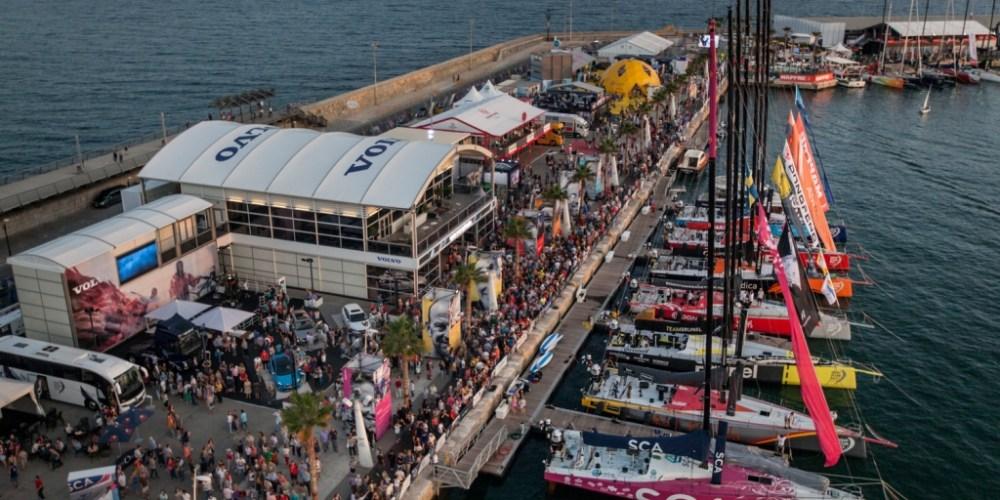 Alicante, Volvo Ocean Race.