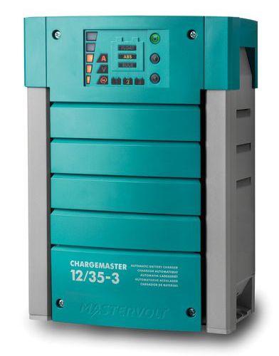 Mastervolt, una oferta completa de cargadores de batería
