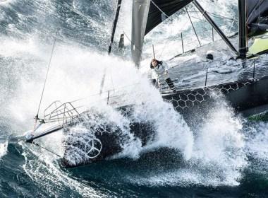 'Hugo Boss' en la Barcelona World Race