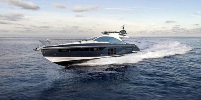 El impresionante yate S7 de Azimut Yachts