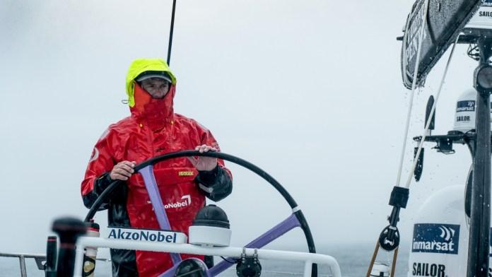 Brad Jackson asume el cargo de patrón del team AkzoNobel