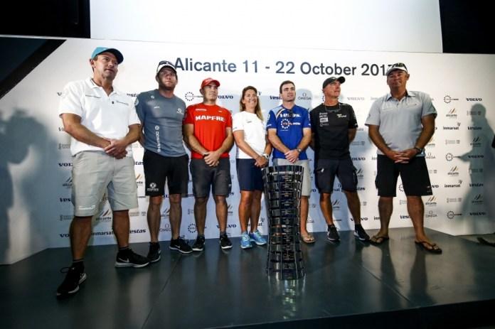 Volvo Ocean Race 2017-18: