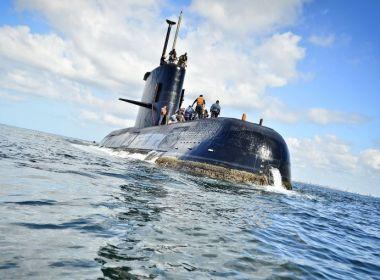 Sin rastros del submarino ARA San Juan