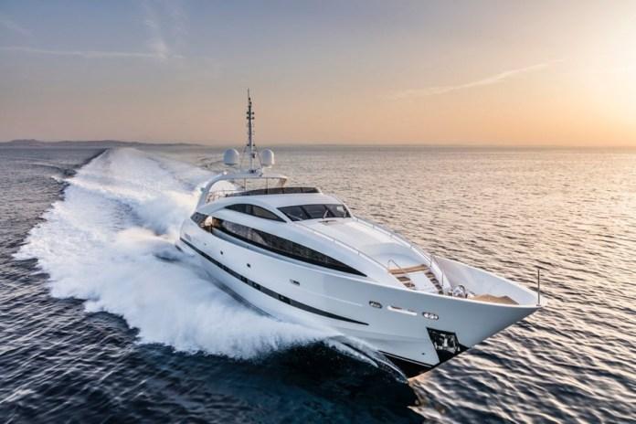 Clorinda de ISA Yachts, un nuevo yate de lujo