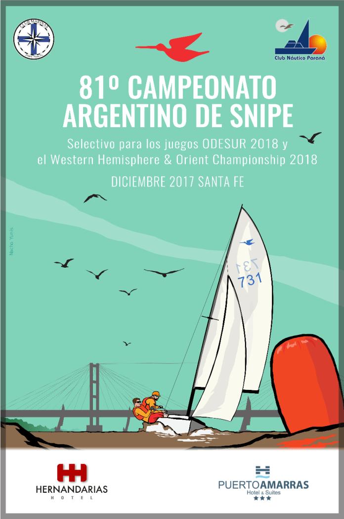 81° Campeonato Argentino de Snipe 2017