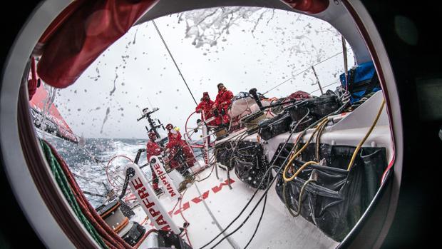 Volvo Ocean Race, se calienta la competición