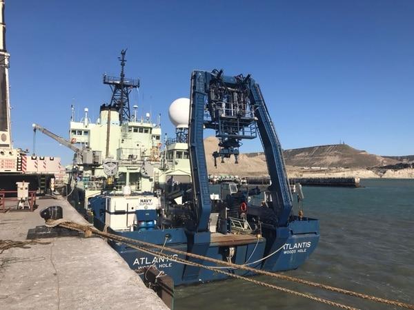 Estados Unidos abandona la búsqueda del submarino ARA San Juan