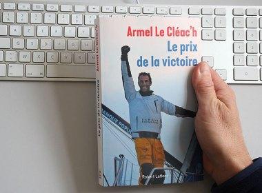 3 Vendée Globe d'Armel Le Cleac'h