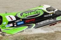 La F1 Powerboat corre por primera vez en Punta del Este