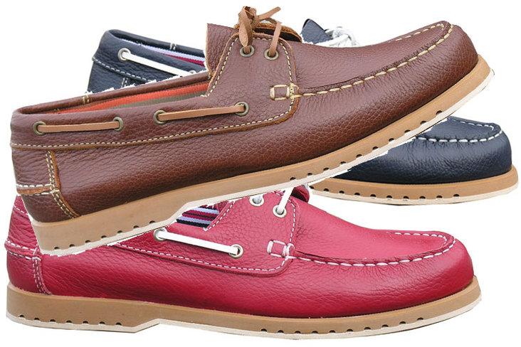 Aspir, el nuevo zapato de cubierta