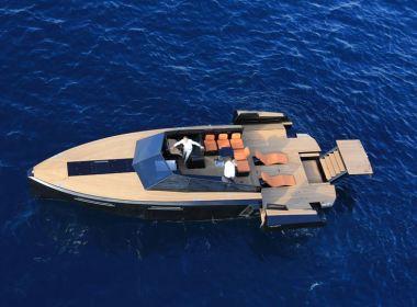 Nuevo EVO Yachts 43HT