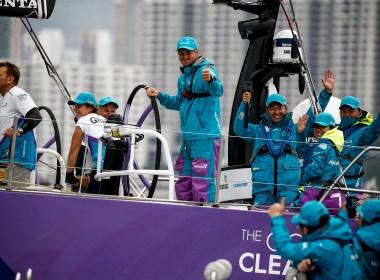 AkzoNobel se lleva el triunfo en la HGC In-Port Race Hong Kong