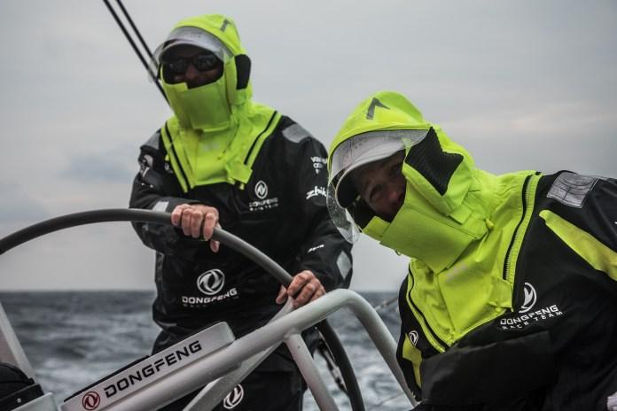 Team Brunel marcha primero en la Etapa 6 de la Volvo Ocean Race